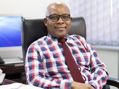 Wellington Makamure, Regional CEO Southern Africa Region, Liquid Telecom