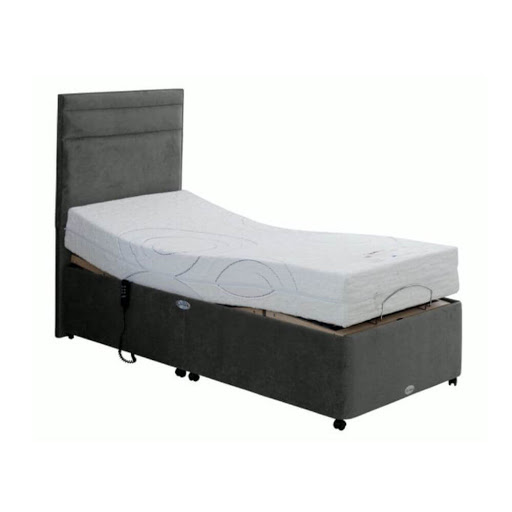 Healthbeds Memoryflex-Matic NG20 Adjustable Bed