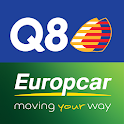 Q8 Moves Europcar icon