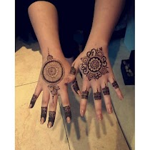 Girls Henna Mehndi Designs - screenshot thumbnail 01