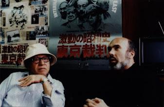 Photo: Masaki Kobayashi i Andrzej Siedlecki.