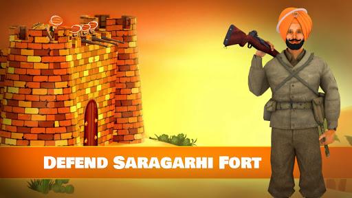 Saragarhi Fort Defense: Sikh Wars Chap 1 apkmartins screenshots 1