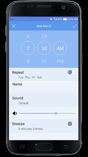 Alarm clock 1.6.3045.9 screenshots 2