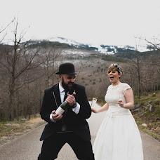 Wedding photographer Alberto Lajusticia gil (AlberLajusGil). Photo of 10.04.2018