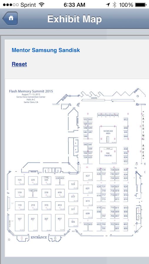 Flash Memory Summit 2016- screenshot