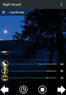 Nature Sounds of the night for comfortable sleep- screenshot thumbnail
