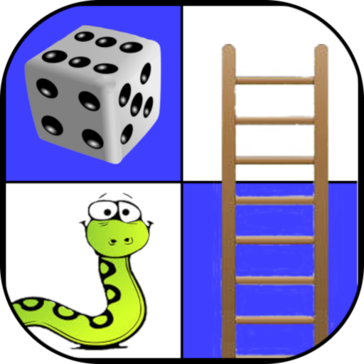 Snakes And Ladders - 2 To 4 Player Board Game
