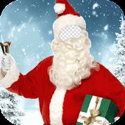 Santa Claus Photo Montage