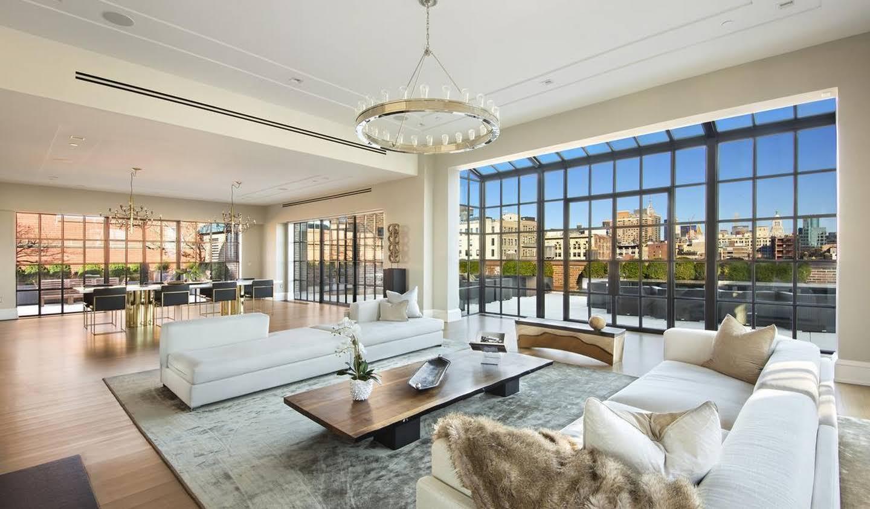 Appartement contemporain avec terrasse Hope
