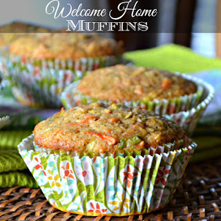 Welcome Home Muffins