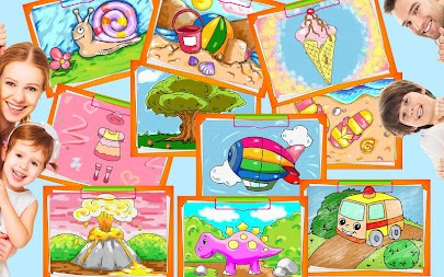 First Coloring book for kindergarten kids APK screenshot thumbnail 2
