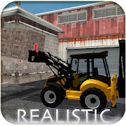 Backhoe Loader Factory Game