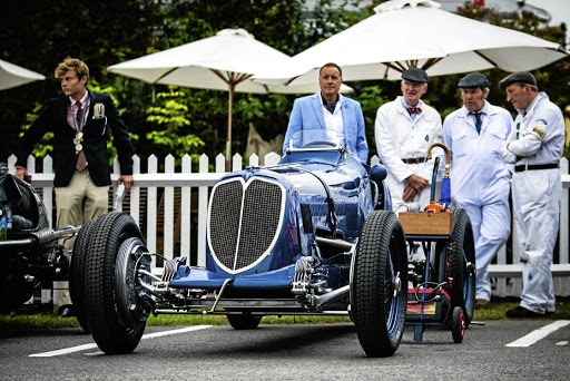 Whitney Straight's 1934 Maserati 8CM won the inaugural South African Grand Prix and will return to its hunting grounds later in 2018. Picture: SA HISTORIC GRAND PRIX FESTIVAL
