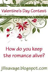 Jill Savage Valentine's Day Contest