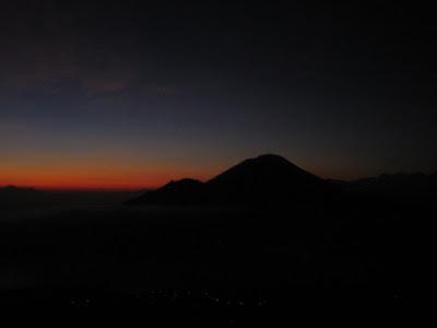 Bali, Mt. Batur