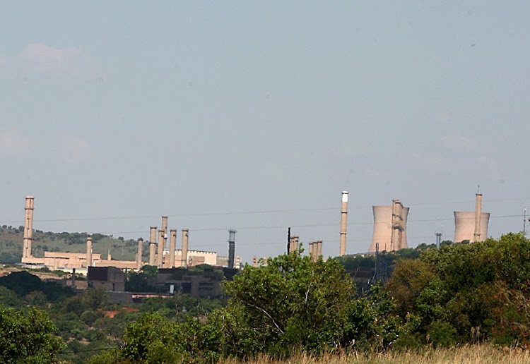The Pelindaba nuclear reactor plant near Pretoria.         Picture: THE TIMES