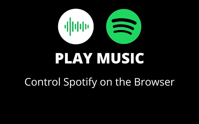 Extension Player for Spotify