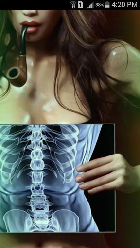 Girl Body Scanner Free Prank