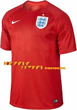 Photo: Inglaterra 2ª Mundial 2014 * Camiseta Manga Corta * Camiseta Manga Larga * Camiseta Niño con pantalón