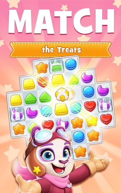 Cookie Jam™ Match 3 Games & Free Puzzle Game Android App Screenshot