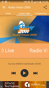 Radio Vision 2000- screenshot thumbnail