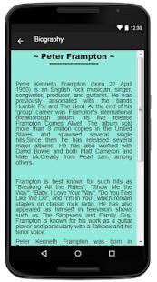 Peter Frampton Lyrics Music - náhled