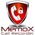 MemoX Call Recorder (Secure) icon