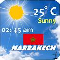 Marrakech  Weather icon