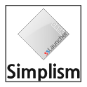 Simplism theme for ssLauncher icon