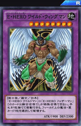 E・HEROワイルド・ウィングマン