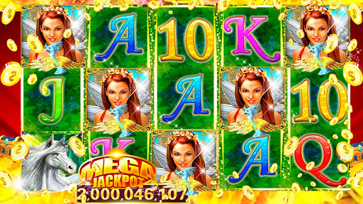 Slots! Magic Forest Wizard's - Casino Slot Machine 1.9 screenshots 1