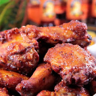 Smoked Chicken Wings.