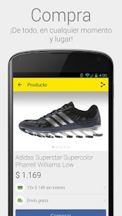 Download Mercado Libre for Windows Phone apk screenshot 1