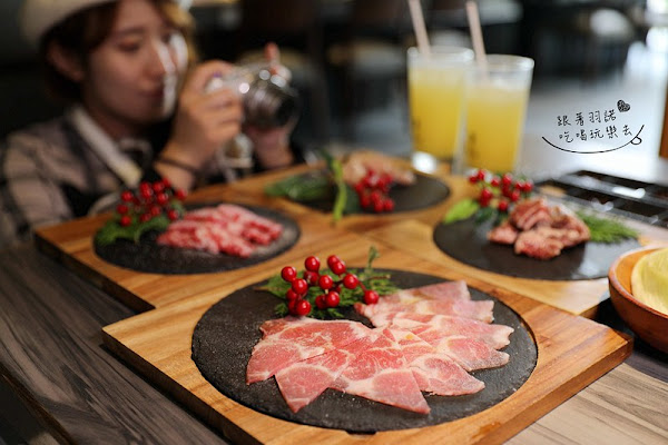 高質感印地安風格燒肉|新竹竹北燒肉推薦、新竹竹北主題餐廳推薦|火山岩燒肉VolcanicRock