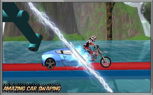 Moto Car Racer 3D - náhled