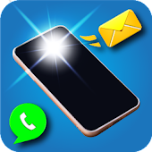 Flash on Call and SMS, Automatic Flash Alerts