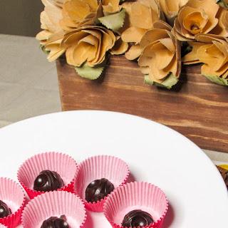 Gluten Free Chocolate Cherry Candies