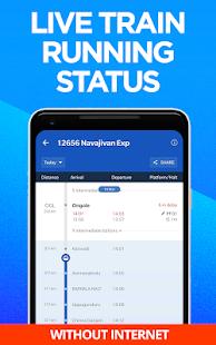 App IRCTC Train PNR Status, NTES Rail Running Status APK for Windows Phone