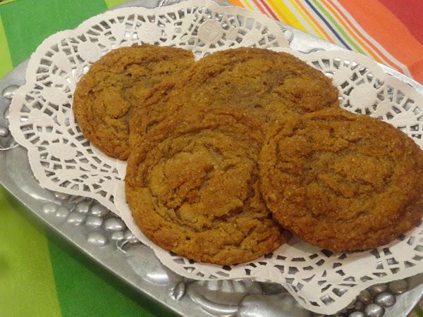 Molasses Crackles Recipe