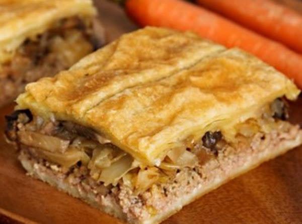 Runza (meat Pie) Recipe