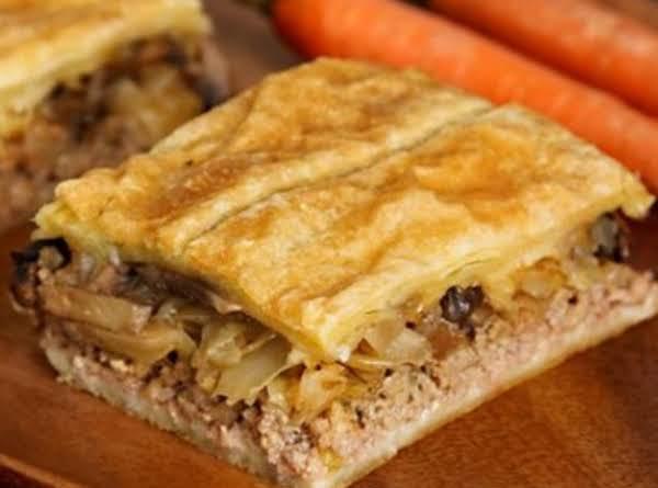 Runza (meat Pie)