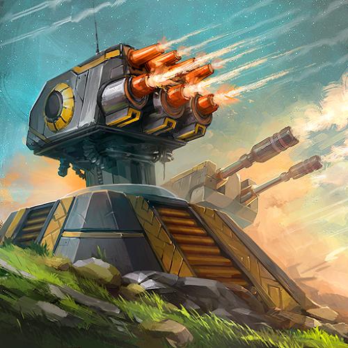 Ancient Planet Tower Defense Offline  (Mod Money) 1.1.107 mod