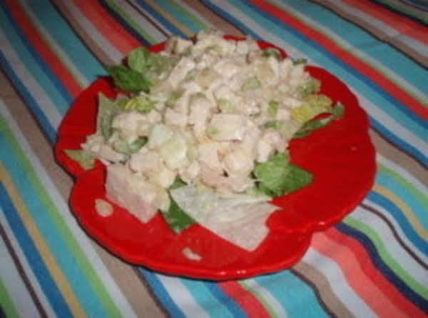 Fruited Chicken Salad Recipe