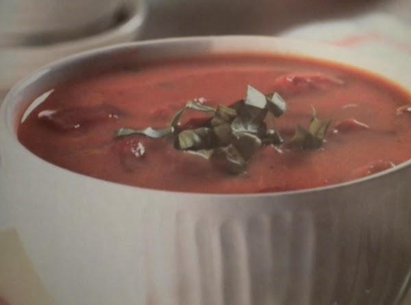 Tomato-basil Bisque Recipe