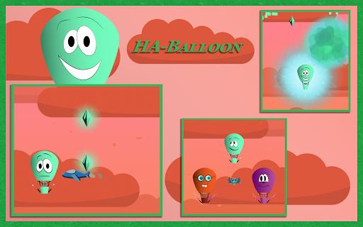 HA-Balloon screenshot 2
