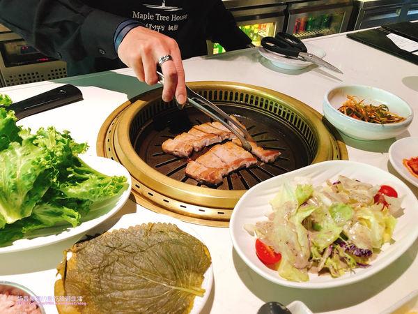 Maple Tree House 楓樹韓國烤肉~CNN評比最好吃的韓式燒肉