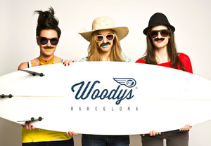 lunettes woodys