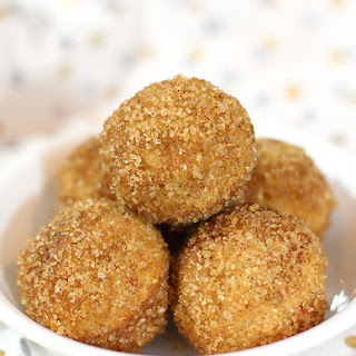Cinnamon Sugar Donut Puffs.