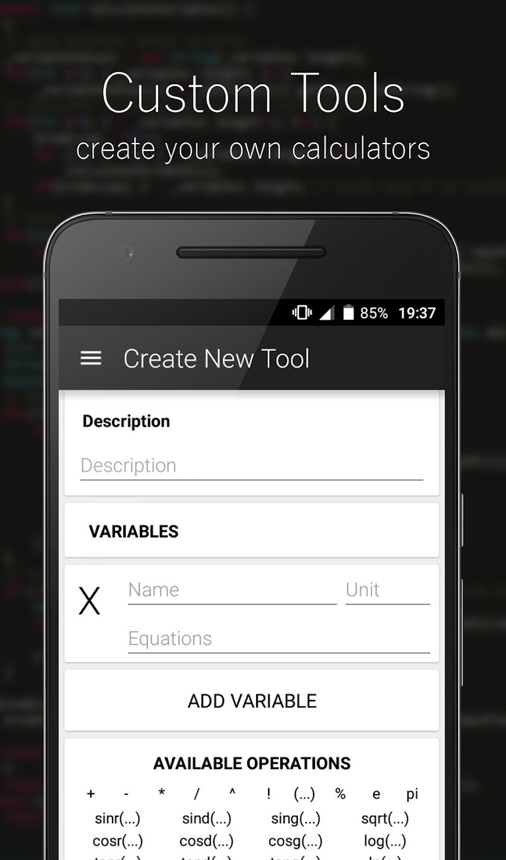 CalcKit: All-in-One Calculator Free Screenshot 4