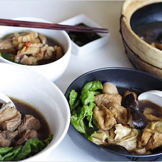 Cuttlefish Bak Kut Teh Recipe